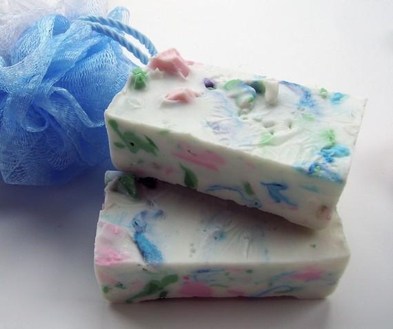 Что можно сделать из обмылков мыла