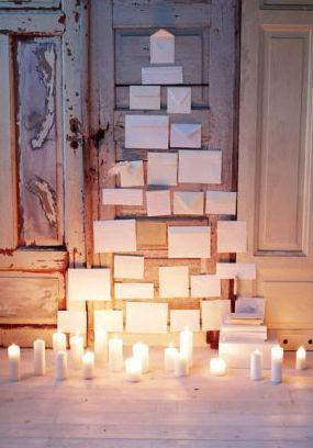 Как сделать адвент-календарь своими руками (идеи)