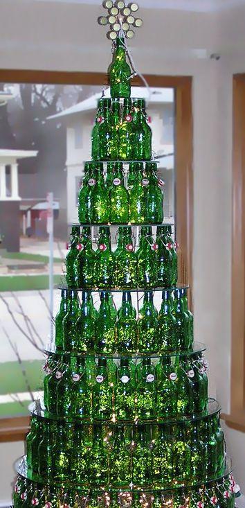 Необычные новогодние елки – своими руками! Елки для семейного праздника