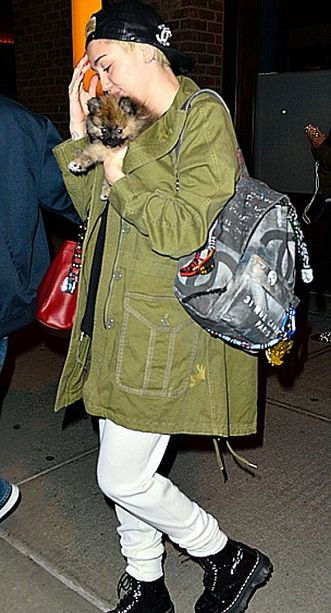 Рюкзак от Шанель своими руками