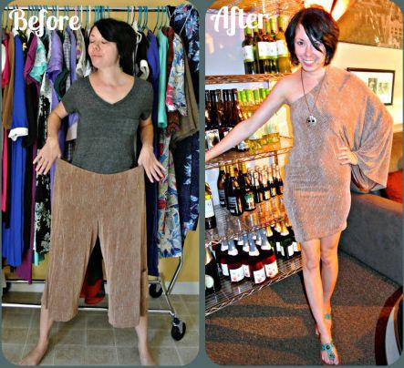 Что можно сделать из старого платья?