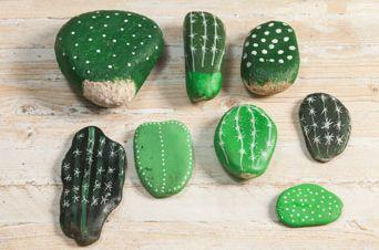 Что можно сделать с морскими камнями?