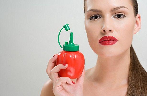 Кетчуп для волос, лица и... кастрюль