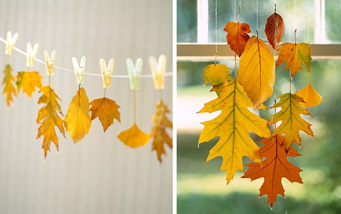 Осенние поделки и идеи для Хэллоуина