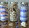 Декоративные баночки с солью