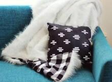 Чем заняться долгими зимними вечерами? Сшейте одеяло!